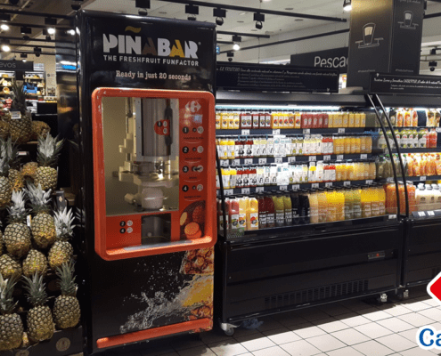 Piñabar - Carrefour